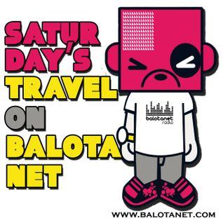 Creative Beats - Saturday's Travel #1