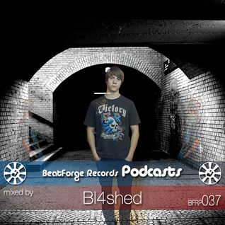BFR Podcast | 037 | Bl4shed
