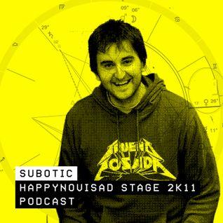 Podcast #1 - Subotic