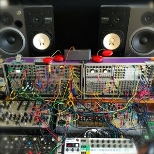 Hataken - Modular synth Jam - Jan18th2016