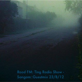 Rood FM: Ting Radio Show - Sangam::Guestmix  23/8/12