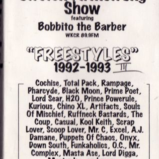 Stretch & Bobbito Freestyles Vol 3 (Side A)