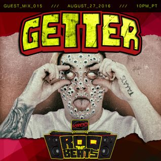 ROQ N BEATS - DJ JEREMIAH RED 8.27.16 - GUEST MIX: GETTER - HOUR 2