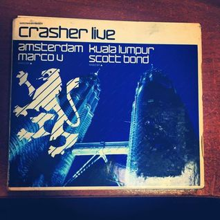 Gatecrasher Presents - Crasher Live - Scott Bond Kuala Lumpur