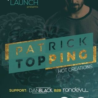 Patrick Topping @ Tunnels, Aberdeen (07.11.2015)
