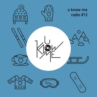 U Know Me Radio #13 - Best Of 2015 (Buszkers) | Anderson .Paak | Kelela | Machindrum | JamieXX | Joe