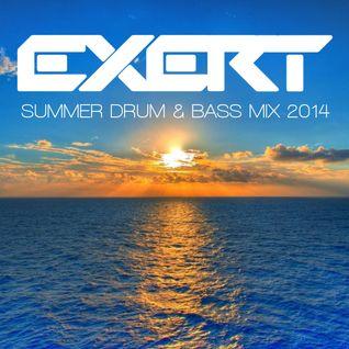 Summer DnB Mix '14
