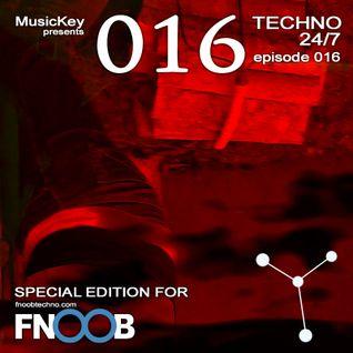 MusicKey TECHNO 24/7 016