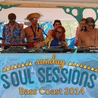 DJ K-Tel - Bass Coast Sunday Soul Sessions 2014