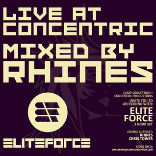 Recorded LIVE @ CONCENTRIC _ AD1 Studios, Seattle : 05.16.14 - mixed by Rhines