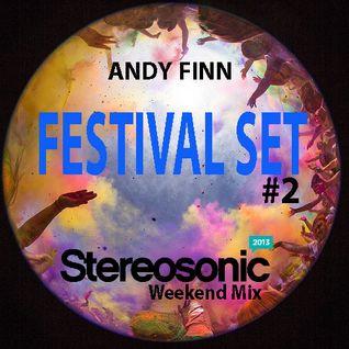 Festival Mix#2 - StereoSonic13