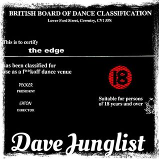 The Edge - Certificate 18 Tribute