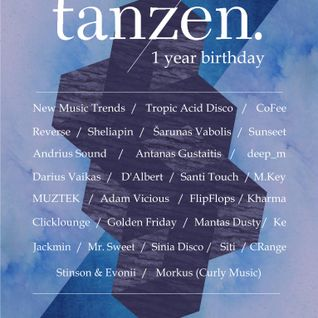 MUZTEK - Tanzen. 1 Year Birthday Special Mix