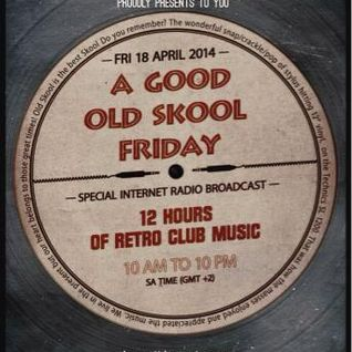 Back To The 90's HOUSE CLASSICS #9 a.k.a.18/04/14 A GOOD OLD SKOOL FRIDAY @RKC(France)