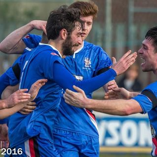 Whitby Town v Colwyn Bay- 12/3/16- Full match replay