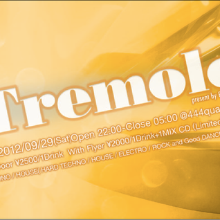 Tremolo vol.4 MIXCD