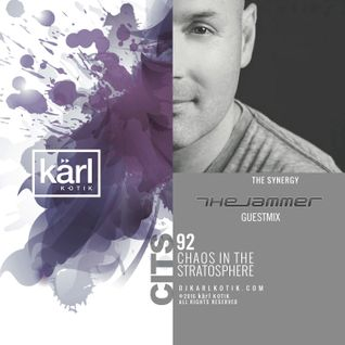 dj karl k-otik - chaos in the stratosphere episode 092 - the synergy 3
