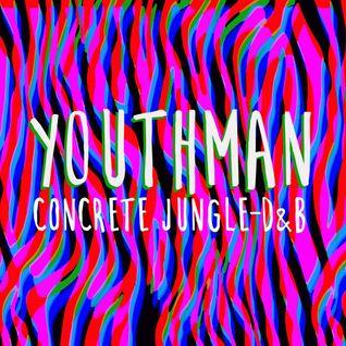 Concrete Jungle and D&b  1H08