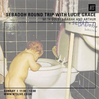 Round Trip with Lucie Grace, Babak Ganjei & Arthur - 10th January 2016