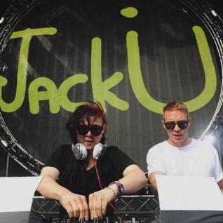 Jack U (Diplo & Skrillex) - Power 106 (Live @ BigBoy's Neighborhood) - 24.11.2014