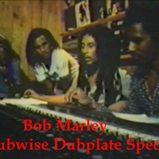 Bob Marley - Dubwise Dubplate Special Rare Unreleased Dubplates