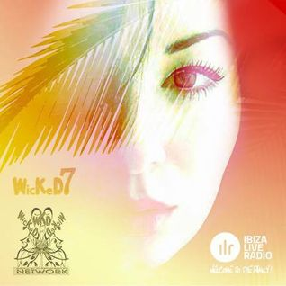 Sea - Exclusive Live Mix @ Ibiza Live Radio - Wicked7 Network Show.