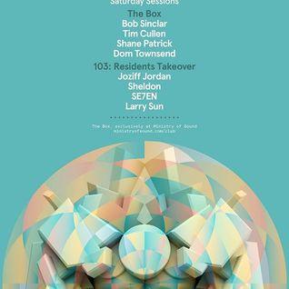 Bob Sinclar - Live @ Ministry of Sound (London) - 20.12.2014