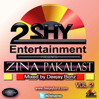 Deejay Bonz - Zina Pakalast Vol.2