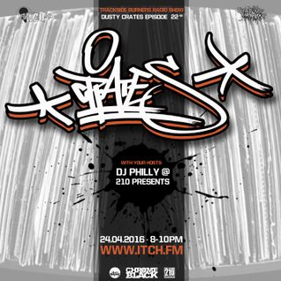 Dj Philly & 210 Presents - Trackside Burners Radio Show 130