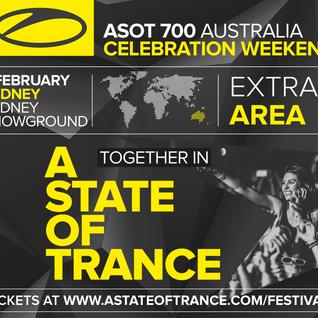 Aly & Fila - Live @ ASOT 700 Festival, Sydney - 07.02.2015