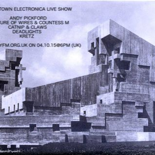 Bluetown Electronica live show 04.10.15