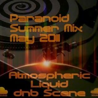 Dj Paranoid  Liquid dnb Scene Mix<>May 2011