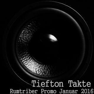 Tiefton Takte - Promo 1 - Januar 2016