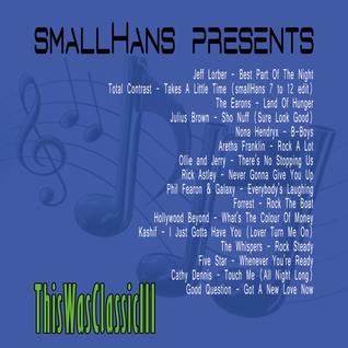 smallHans - ThisWasClassicIII