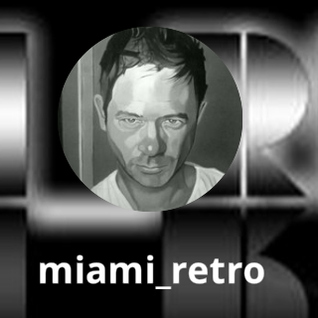 Miami_Retro lounges at the Deep-House Planet
