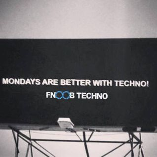 Mondays Are Better With Techno - Retsof