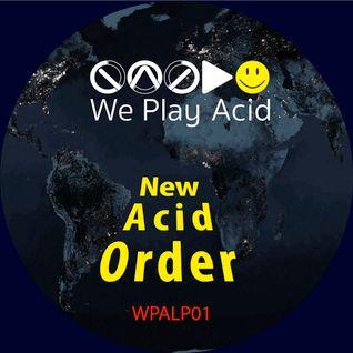 Johnny Def Acid Driver - Cosmic Highway @ PURE RADIO (Amsterdam) 14.12.2014_PT3