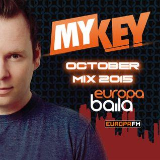 03-10-2015 Europa Baila Monthly Mix / Europa FM