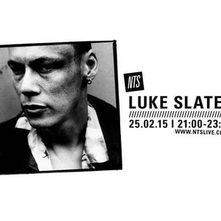Luke Slater & O Phase  -  NTS Radio  - 25-Feb-2015