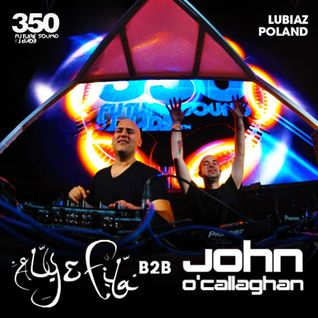 Aly & Fila B2B John O Callaghan @ Live , Future Sound Of Egypt 350 , Lubiaz, Poland 15/08/2014