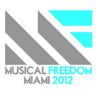 Tommy Trash - Musical Freedom Miami 2012 - March 2012