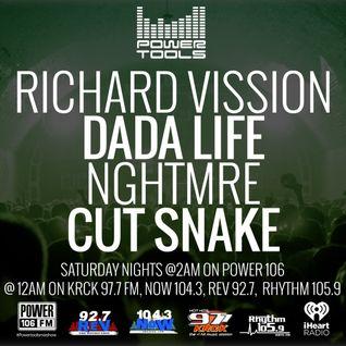 Powertools Mixshow - Episode 3-26-16 Ft: Dada Life, NGHTMRE, & Cut Snake
