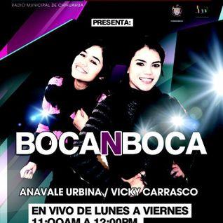 De Boca N Boca, 22 Abril 2014