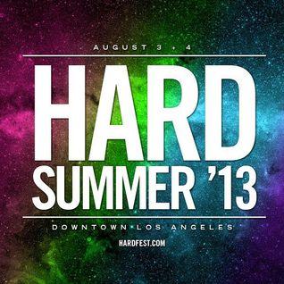 Clockwork - Live at HARD Summer - 04.08.2013