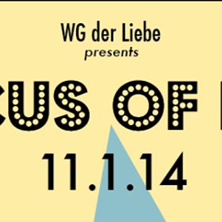 A.N.A.L. - Live @ Circus of Love, Kassel - 11.01.2014 /// DOWNLOADLINK @ Info