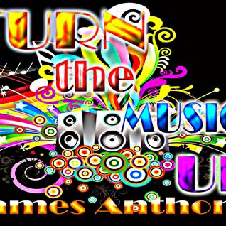 Turn the Music Up Show with James Anthony & Kenny Allen on Solar Radio 30/03/2013