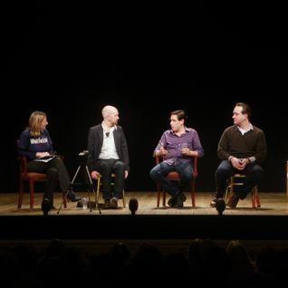 WhatsOnStage Q&A with Stephen Mangan, Matthew Macfadyen and Sean Foley