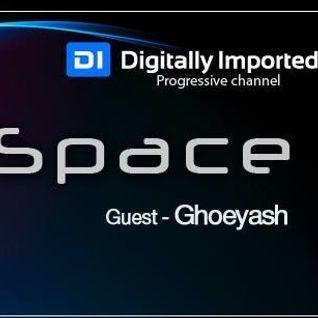 GHOEYASH - LIVE @ DI.FM 2015-11-13 - PROGRESSIVE CHANNEL