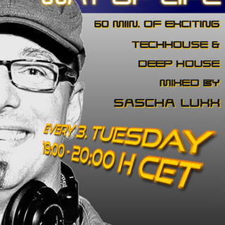 Sascha Luxx - The Electronic Way Of Life  005