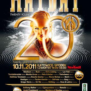 Len Faki - Live @ MayDay, Poland (10-11-2011)